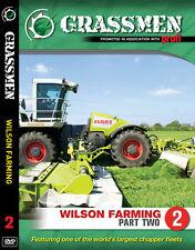 GRASSMEN - Wilson Farming Part 2 - Agricultural Machinery DVD