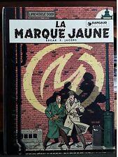 "Blake et Mortimer ""La marque jaune"""