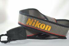 Nikon NS-1 NS 1 Classic Camera Shoulder strap for F100 FM2 F3 D90 D3300 D7200 DF