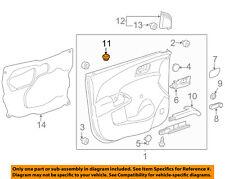 Chevrolet GM OEM 12-18 Sonic Front Door-Lock Knob Bezel 95463804