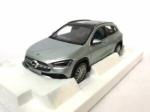 Mercedes-Benz GLA AMG Line H247 Iridium Silver 1:18 B66961036 Genuine New