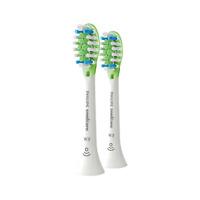 2x Sonicare DiamondClean W3 Premium Whitening Brush Heads | White | w/o Box