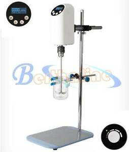 Lab Electric Stirrer Constant Speed Digital Speed Control Agitator Mixer  220V