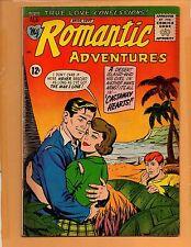 My Romantic Adventures #126 1962 Classic ACG cover FN