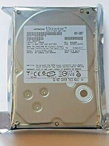 """750 GB Hitachi Ultrastar HUA721075KLA330 7200rpm 32MB 3.5 """" Internal Hard New"""