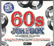 60s JUKEBOX THE ULTIMATE COLLECTION CD , 5 DISC SET