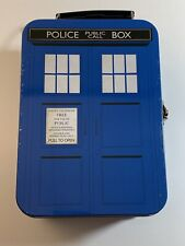 Dr Who Lunchbox Tin Rare