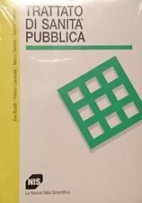 BUIATTI CARNEVALE GEDDES MACIOCCO TRATTATO DI SANITà PUBBLICA LA NUOVA ITALIA
