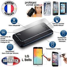 Protection Ecran Verre Trempé Contre les Chocs pour LG L-Bello