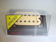 DIMARZIO DP151 PAF Pro Humbucker Guitar Pickup - CREAM F-SPACING