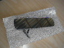 LAND ROVER SERIES II AND II INTERIOR REAR VIEW MIRROR PART NO 345585