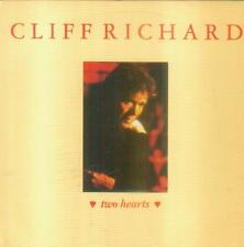 """7"""" Cliff Richard/Two Hearts (UK)"""