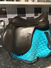 "kent and masters saddle 15.5"" Pony Club"