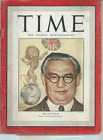 NI-028 - Time Magazine, February 18, 1946 Issue Britain's Bevin Cover Vintage
