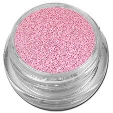 Decorazioni glitter rosa glitter per unghie