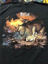 Meatloaf 2006 The Monster Is Loose Concert Music T- Shirt Medium.