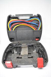 UEi AK940 Digital  Refrigerant System Analyzer CASE & Accessories ONLY