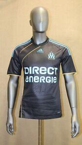 Maillot OM Olympique Marseille Adidas 2009/2010 3ème maillot  #19 LORIK CANA T M