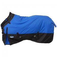 Tough 1® Super Tough 1200D Waterproof Poly Turnout Sheet with Snuggit™ Neck 78""