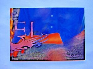 2001 ANGEL SEASON 2 *CITY OF ANGEL* FOIL PUZZLE CHASE CARD CA3