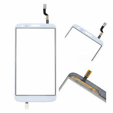 White Glass Screen Touch digitizer Replacement for LG Optimus G2 D802 D805 Parts
