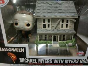 Halloween - Myers House Funko Pop! Exclusive Pop! Town **PRE-ORDER**