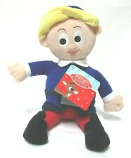 "Hermey the Dentist Elf Rudolph The Red-Nosed Reindeer 8"" Plush Christmas NWT NEW"