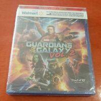 Guardians Of The Galaxy Vol.2 Blu-ray DVD Chris Pratt  Zoe Saldana  Marvel