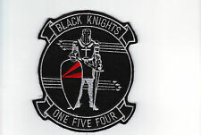 "VF-154 ""Black Knights"" (US Navy Squadron Patch)"