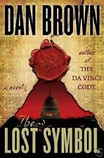 DAN BROWN THE LOST SYMBOL SIGNED 1 / 500 LIMITED ED