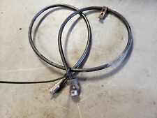 Original Speedometer Cable 1971 1973 Buick Riviera 1972 Speedo Cable w Clip