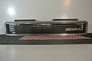 1989-1990 ACURA LEGEND FRONT GRILL OEM, 104-58276