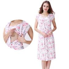 Summer Breastfeeding Dresses Maternity Clothes For Pregnant Women Nursing Dress