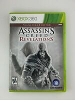Assassin's Creed: Revelations Signature Edition - Xbox 360 - Complete & Tested