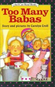 Too Many Babas by Carolyn Croll