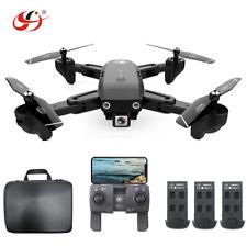 Csj S166Gps Drone w/ Camera 720P/1080P Wifi Fpv Gesture Photo Rc Quadcopter B2Y4