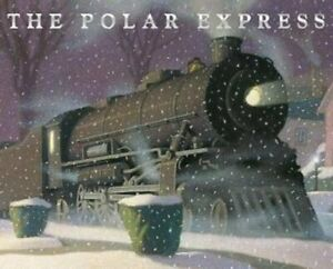 The Polar Express Mini Edition by Chris Van Allsburg 9781783449262   Brand New