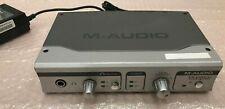 M-Audio FireWire Audiophile Audio/MIDI-Interfaces