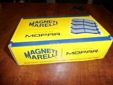 2AMV3701AA MAGENETI MARELLI BY MOPAR 2007 JEEP WRANGLER JK FRONT BRAKE PADS