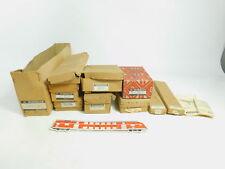 ay827-3 # Märklin échelle H0/00 brun boîtes vides accessoire; partiel incomplète
