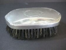 """Vintage Sterling Silver Long Clothes Brush, 4 1/2"""" X 2 1/2"""" X 1 1/2"""""""