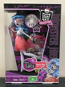 Monster High 'Ghoulia Yelps' Dawn Of The Dance Doll