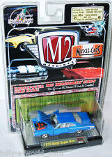 M2 Machines Detroit Muscle - 1970 DODGE SUPER BEE - 1:64 (08-05) Release 01