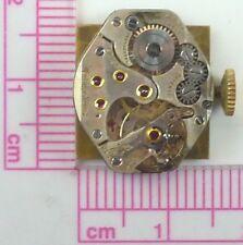 Vintage Ladies Mathey Tissot Mechanical  Wristwatch Movement - Parts / Repair