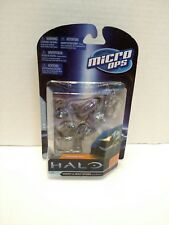 McFarlane Toys Halo Micro Ops Ghost vs Wolf Spider Turret w/ Emile & Elite