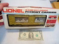 vintage Lionel 6-7515 Denver Mint Car O Scale with Box - in great shape - NR