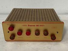 Vintage Mullard Stereo 44 Valve / Tube Amplifier - British Made - 1950s