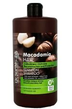 Macadamia Hair Shampoo Reconstruction & Protection 1000ml Dr.Sante 5148