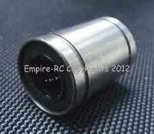 (4 PCS) (LM3UU) (3mm) Linear Ball Bearing Bush Bushing CNC Unit For Mini Milling