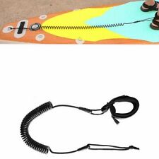 For Stand Up Paddle Boards Ankle leash for Water Sports Coil Leash Rope